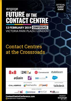 2019 Future of the Contact Centre Conference